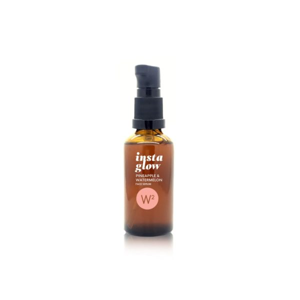 Insta glow face serum by W2