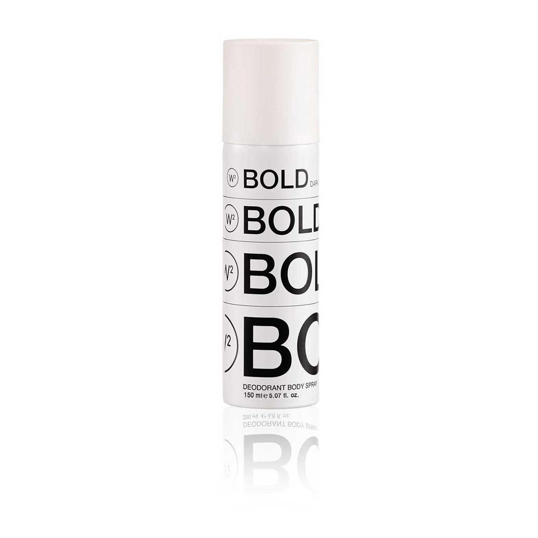 W2 Bold Dark Deodorant